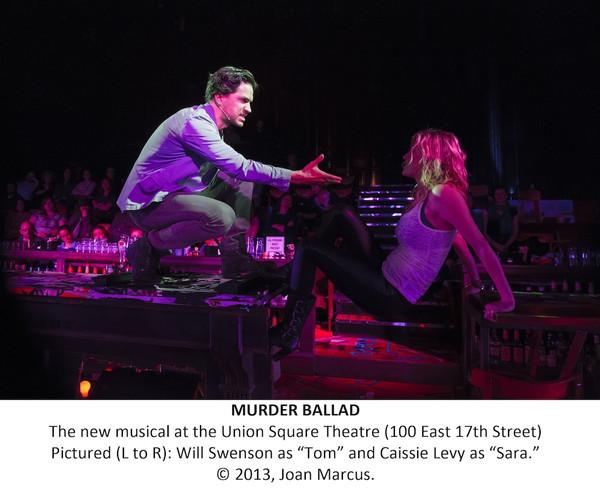 Murder Ballad is Hot and Steamy