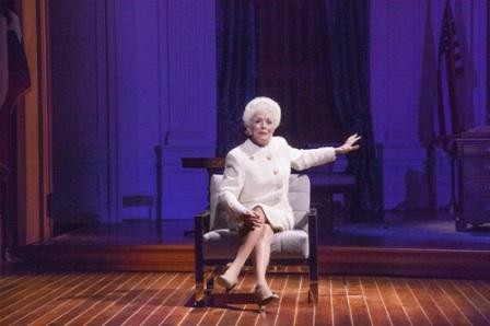 """Ann"" Richards Comes to Life"