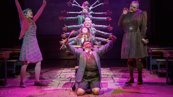 Matilda the Musical – When the Young and Meek Need a Protector