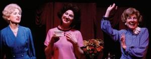 Tea for Three – Elaine Bromka Captures All