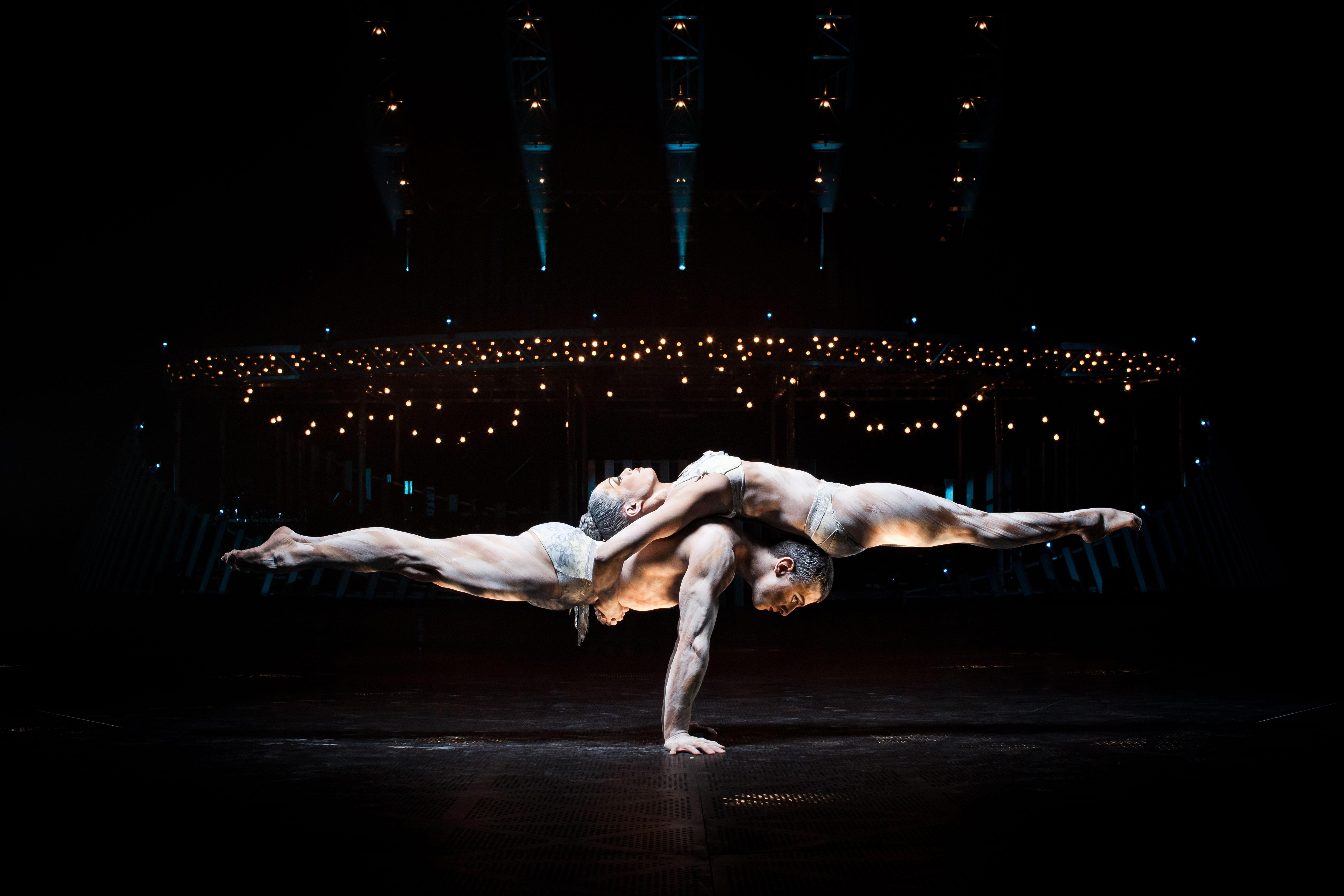 Quidam – Cirque du Soleil Flys High at Barclays Center