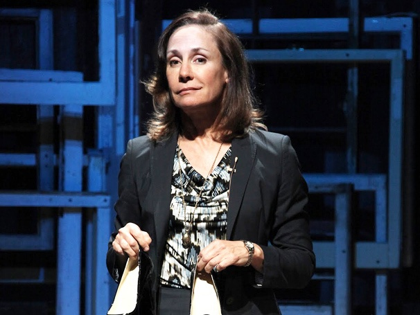 All Star Cast Will Join Laurie Metcalf at Lincoln Center Theater's 'Domesticated'