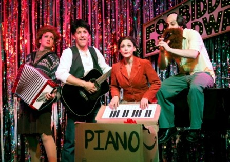 Forbidden Broadway – Alive, Kicking, Uproarious