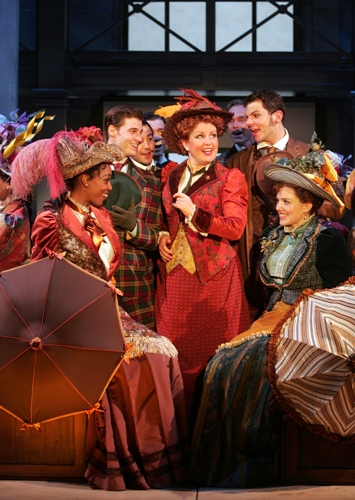 Hello Dolly! Goodspeed Opera House (a wee bit off Broadway)