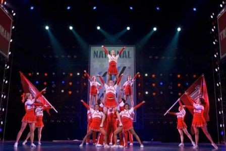 Bring It On the Musical – High Flying Teens