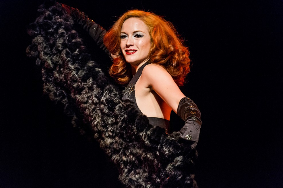 Back to When Burlesque Sizzled