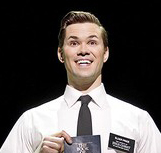 Andrew Rannells 'Book of Mormon' Star Talks Life, White Strips & Mucinex (See Video)