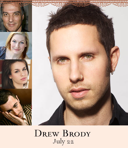 Songwriter Drew Brody Had 54 Below Jumpin'