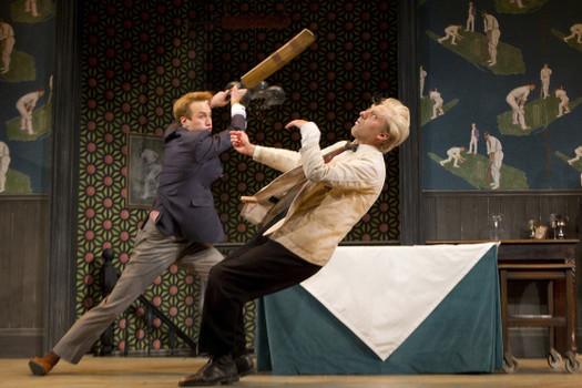 One Man, Two Guvnors – British Farce Invades Broadway