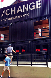 TKTS Reopens at South Street Seaport