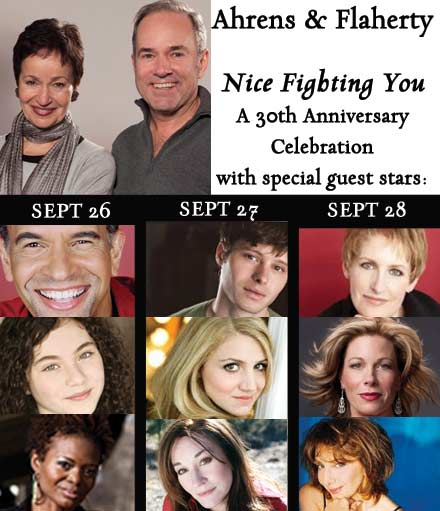 Nice Fighting You: A 30th Anniversary Celebration with Ahrens & Flaherty (video)
