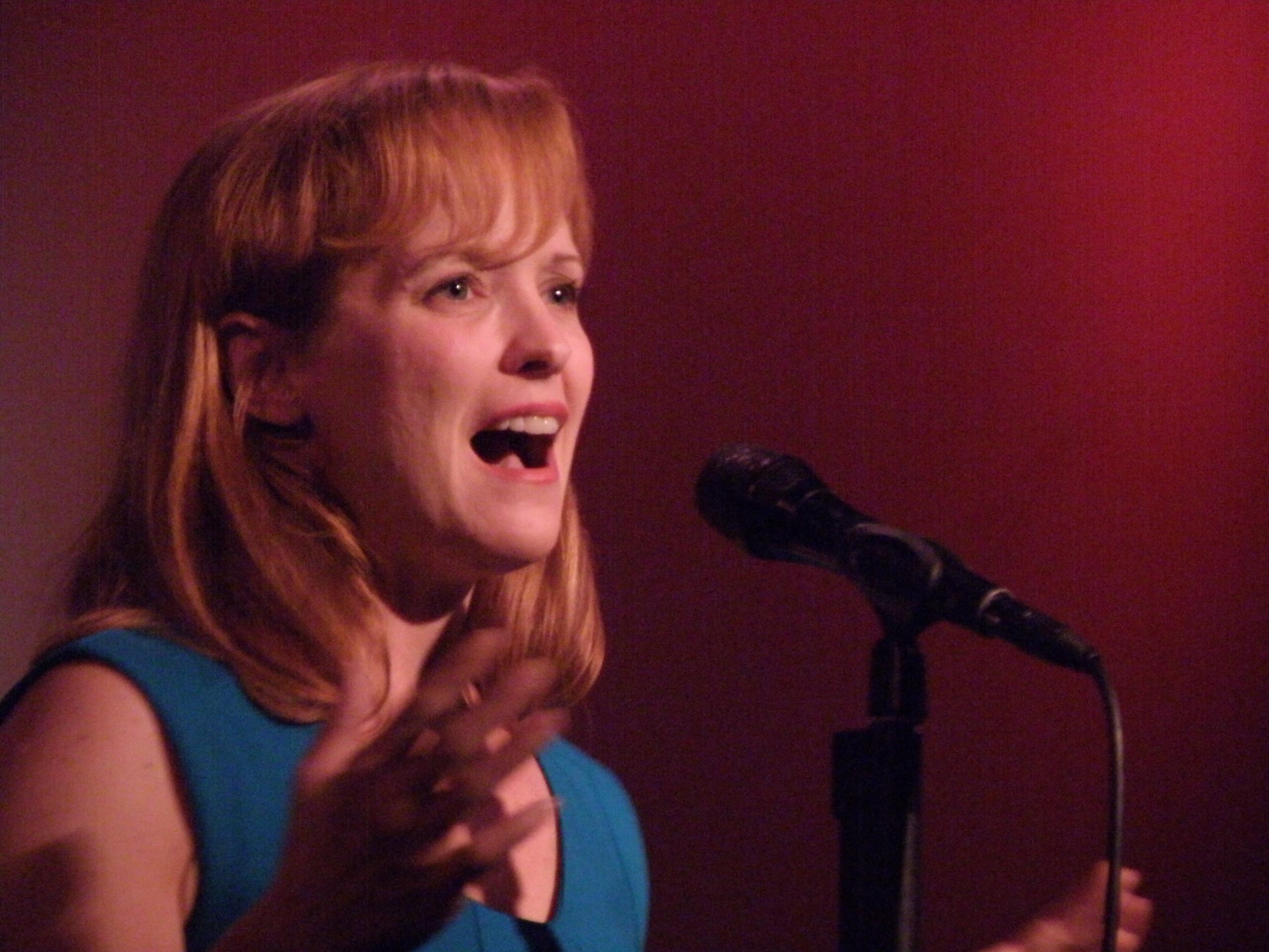 Lauren Stanford Wins MetroStar Talent Challenge at Metropolitan Room (see video)