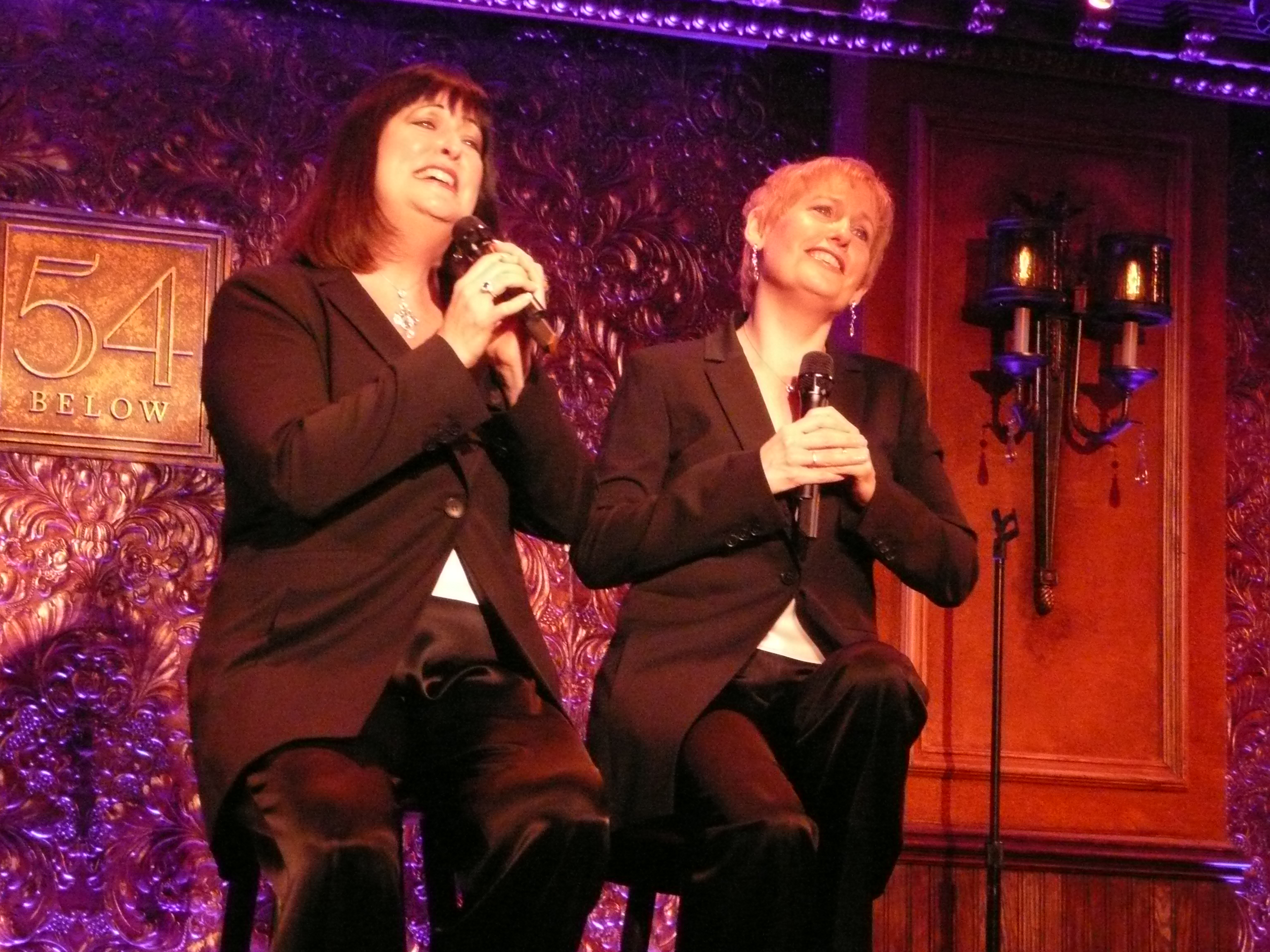 The Callaway Sisters – 'Sibling Revelry' on its way to 54 Below (Video)