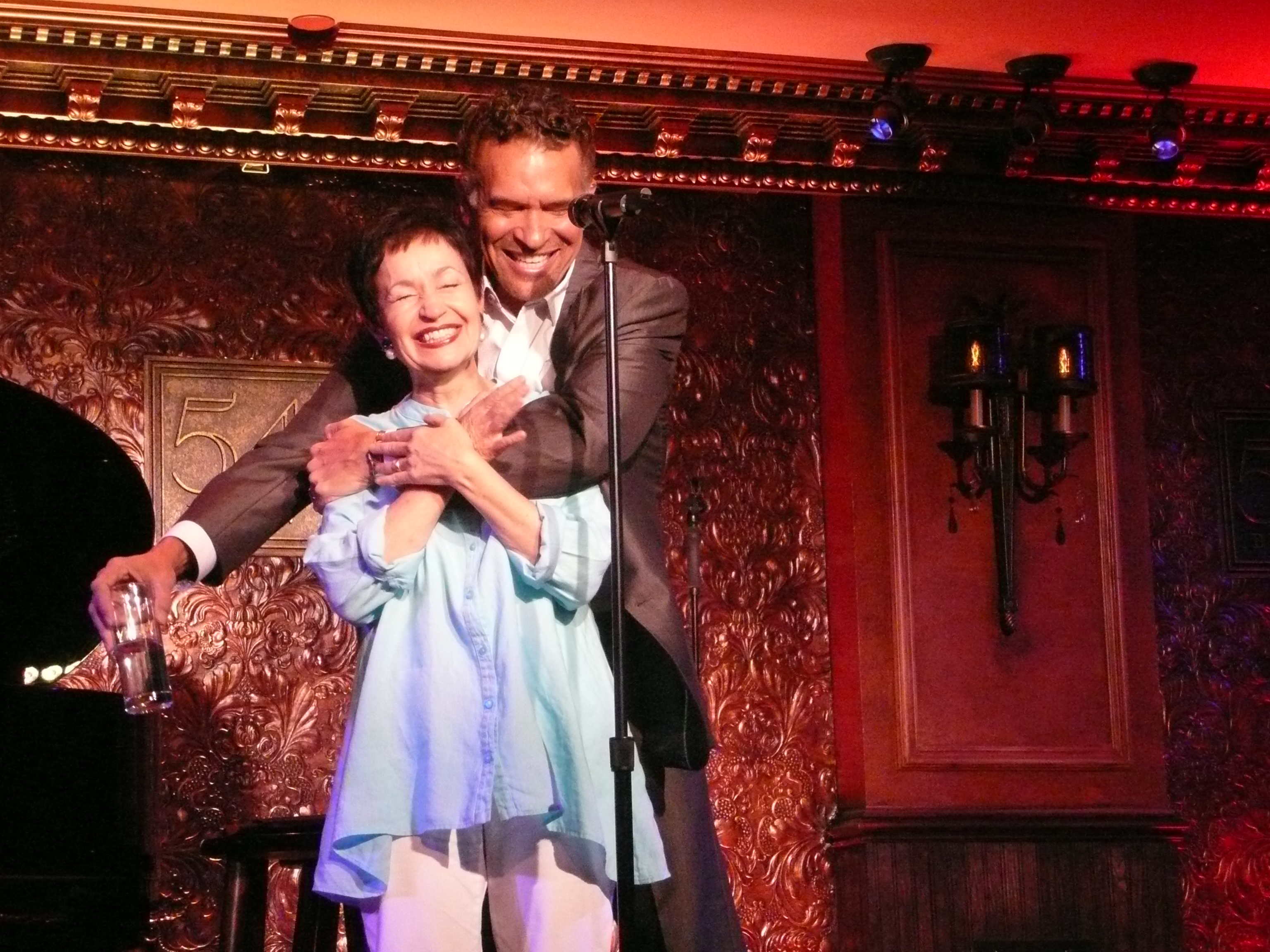 Brian Stokes Mitchell Shines as Guest Artist with Ahrens & Flaherty (video)