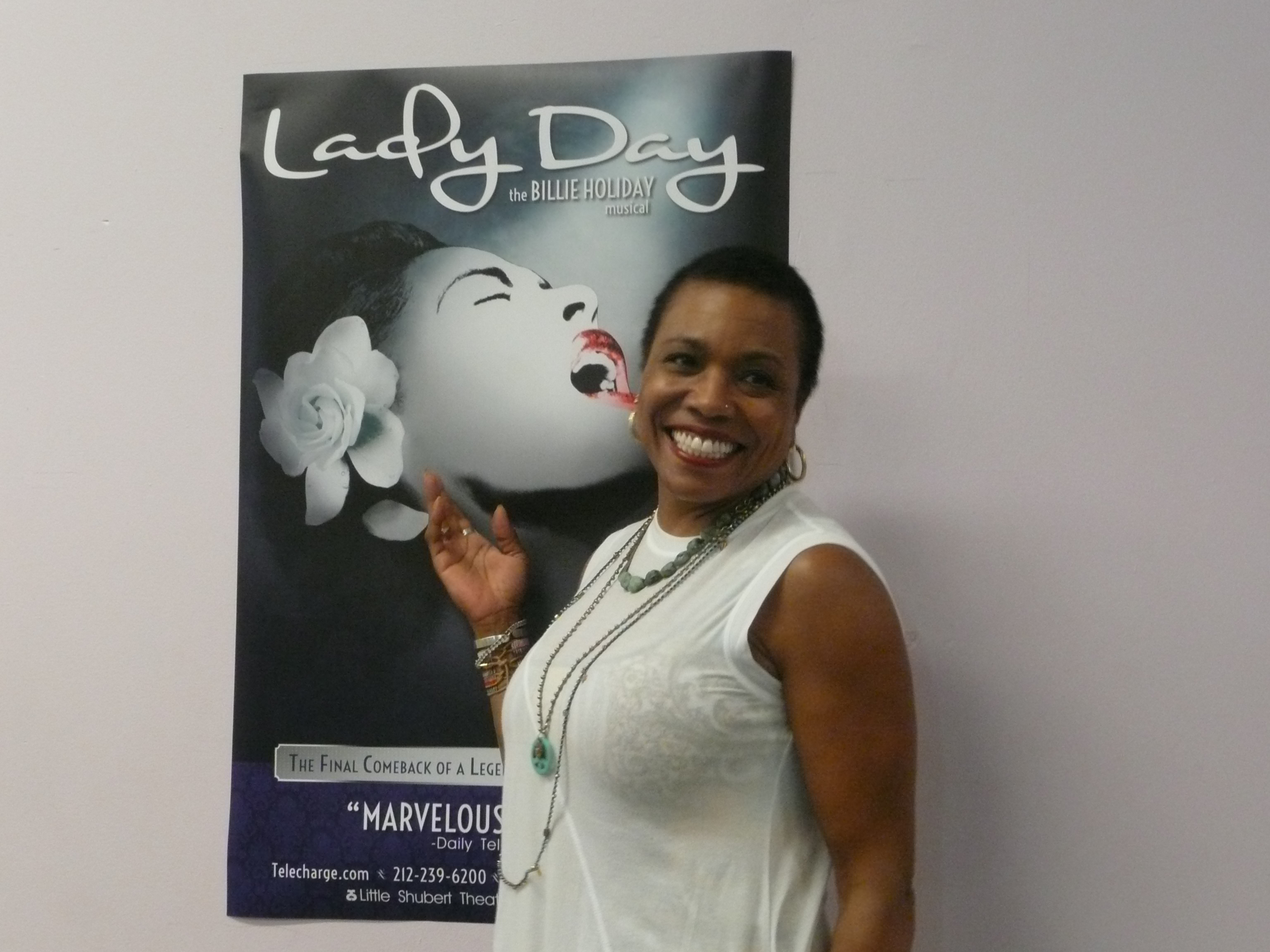 """Billie Holiday Comes to Life with Dee Dee Bridgewater as """"Lady Day"""" Opens Tonight (video)"""