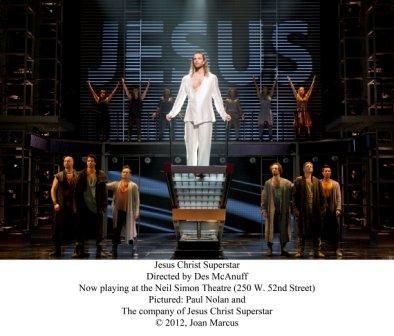 Jesus Christ Superstar – Glitzy