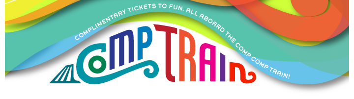 Get on the Goldstar Comp Train – Free & 1/2 Price Tix to Live Entertainment & Sports