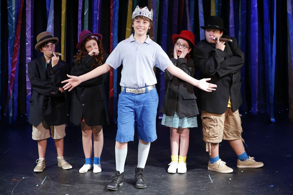 Timmy the Great – a Family Musical