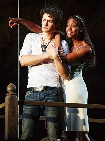 Love in Bloom: Romeo & Juliet on Broadway