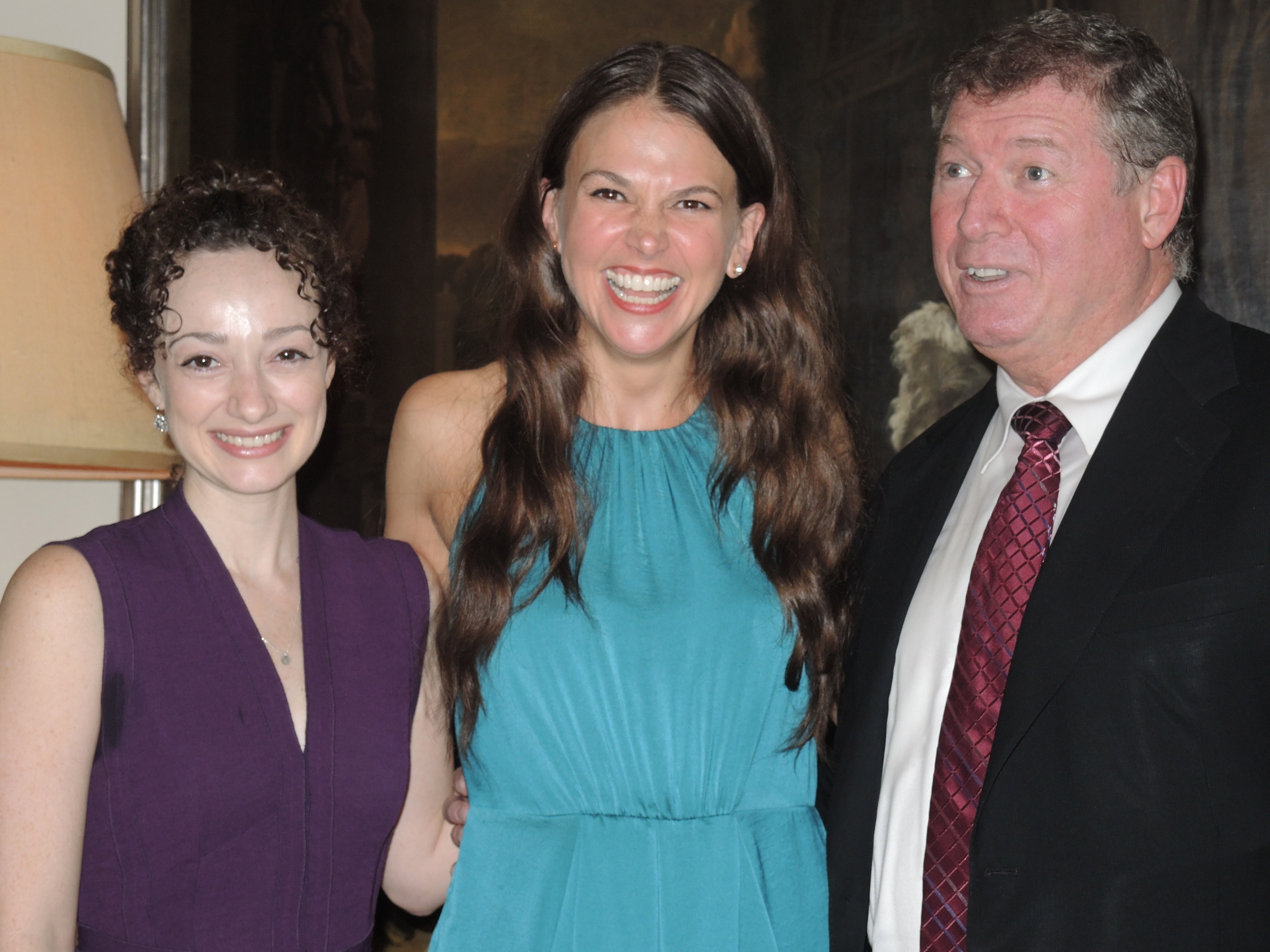 Sutton Foster Charms and Disarms at Café Carlyle