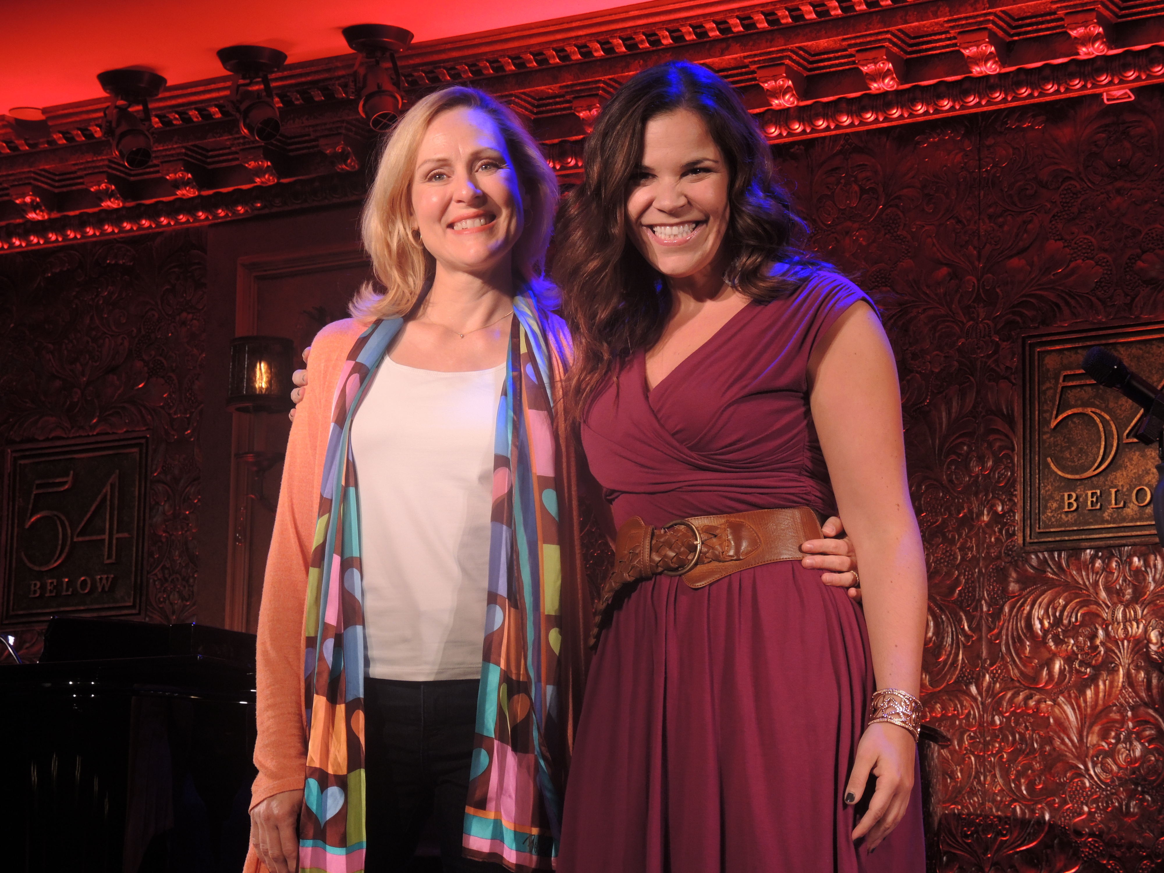 Class Reunion with Princesses – Sierra Boggess,Lindsay Mendez, Donna English & Brent Barrett (video)
