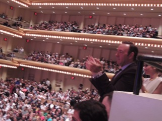 World Peace Orchestra Accomplishes Goal with Kevin Spacey Hosting