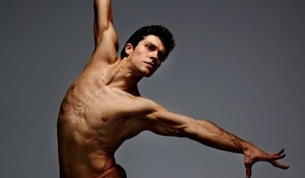 Roberto Bolle Knows What Friends Are For