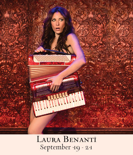 Laura Benanti – Just an Old Fashioned Girl!