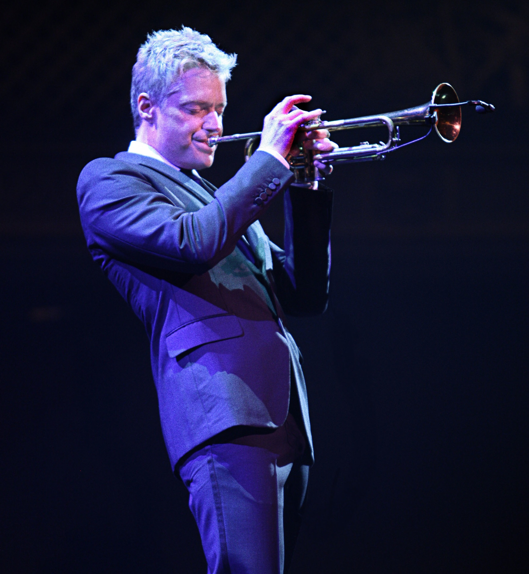 Interview with Chris Botti –Grammy Award Jazz Trumpet Player Coming to NY Pops
