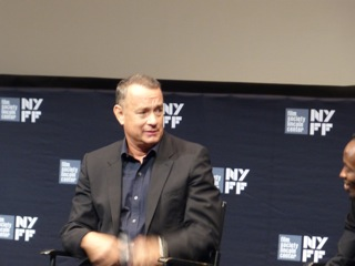 Tom Hanks talks Captain Phillips at 51st Annual Film Festival (video)