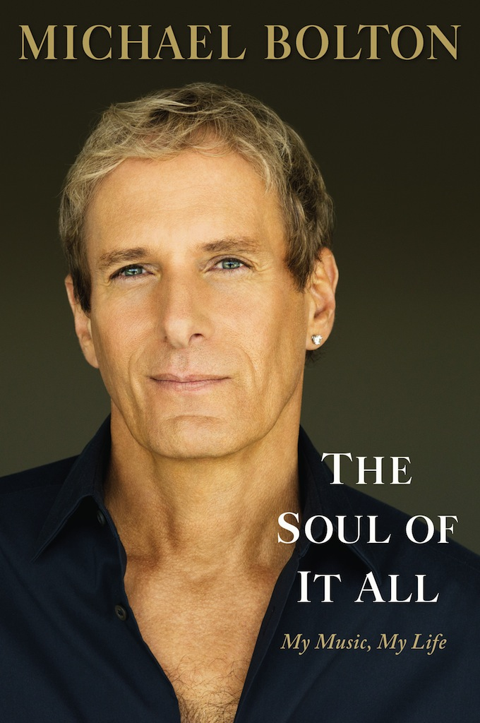 Michael Bolton & Valerie Smaldone Chat on Sept. 9th at 92 Y