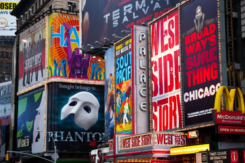 Spotlight on Broadway – New Interactive Website Launched