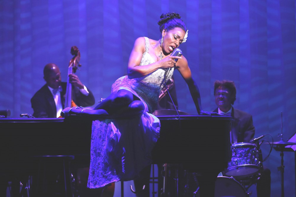 Lady Day – Billie Holiday Lives in the Body of Dee Dee Bridgewater