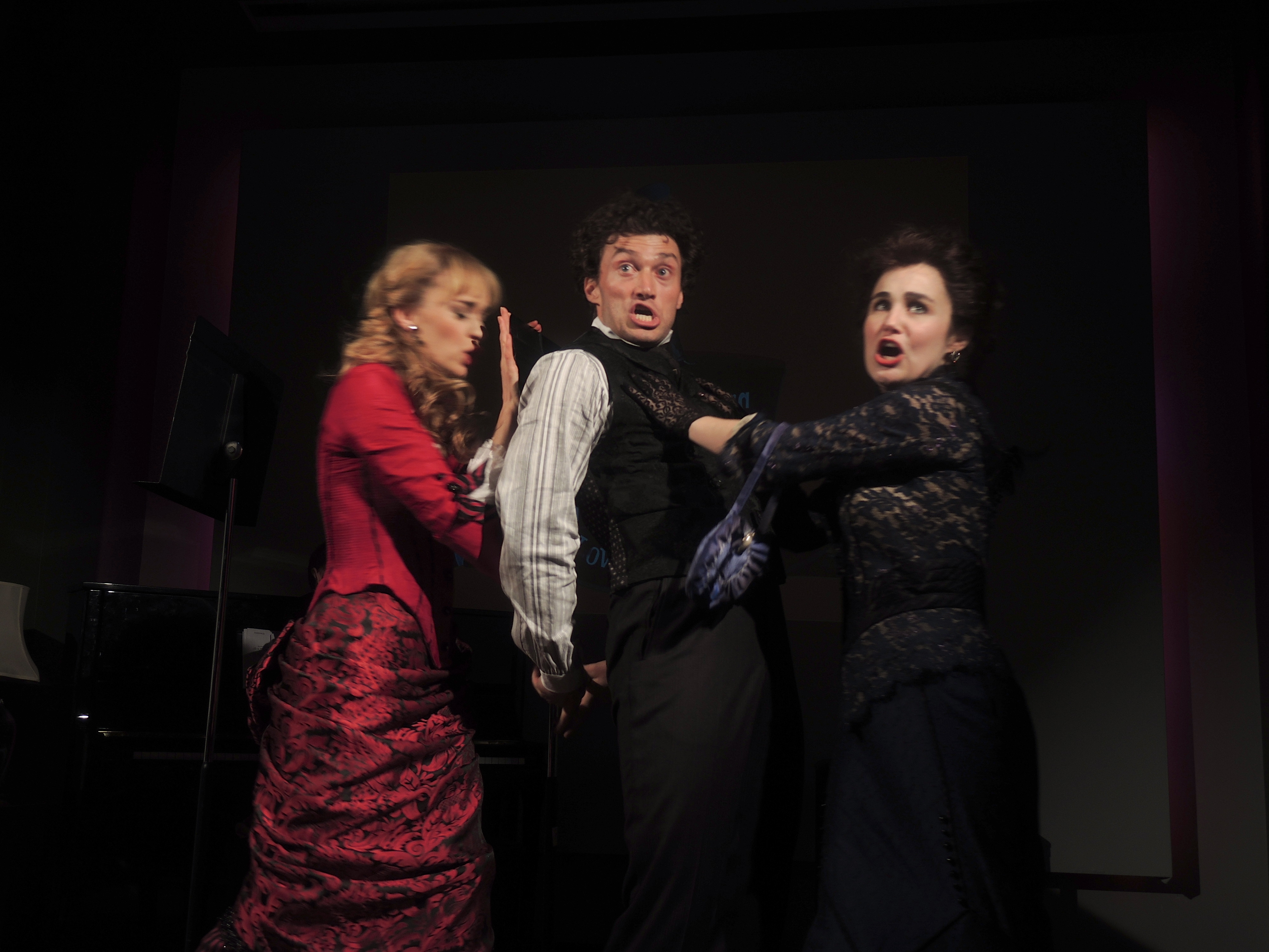 """""""A Gentleman's Guide to Love and Murder"""" -Opens Nov. 17 (video)"""