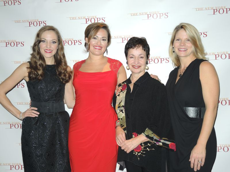 NY Pops Launches POPSED with Celebrity Ambassadors (video)
