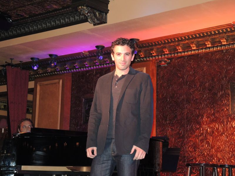 Jarrod Spector at 54 Below