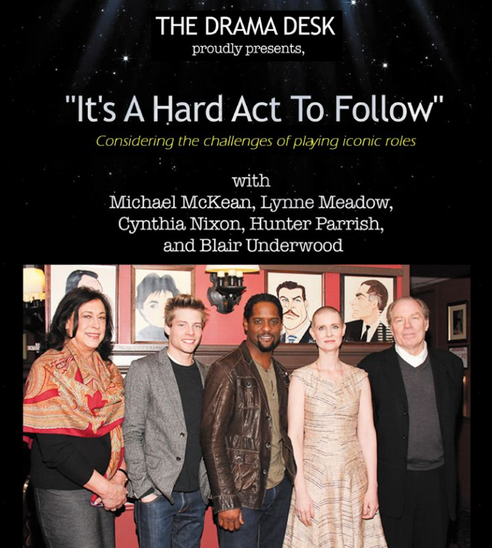 Drama Desk and Filmmaker Release Panel Discussion on DVD & Video on Demand