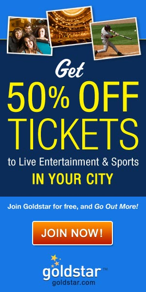Goldstar's Free App – A Ticket Booth in the Palm of Your Hand!