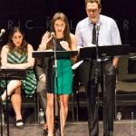 Farah Alvah, Jenny Powers, Graham Rowat