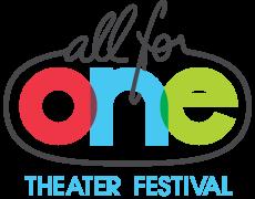 All For One Theatre Festival sponsored by TheaterPizzazz.com