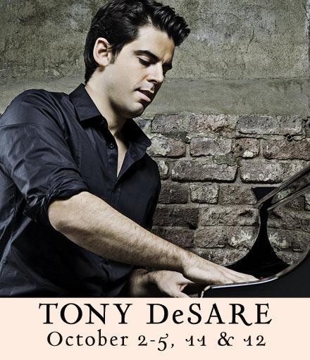 Tony DeSare My Generation: The Contemporary American Songbook at 54 Below
