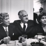 Ben & Mary Bodne with Harpo Marx