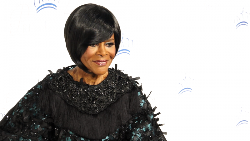 Princess Grace Foundation Honored Cicely Tyson at Cipriani