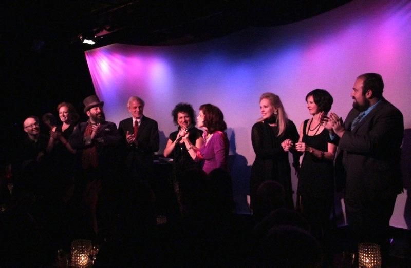 Bobbie Horowitz Hosts Great Songwriters: Ervin Drake, more & All Star Cast