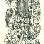 Algonquin Lobby Illustration