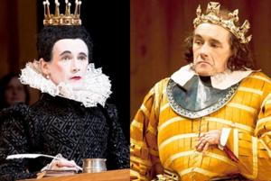 The Yin and Yang of Mark Rylance
