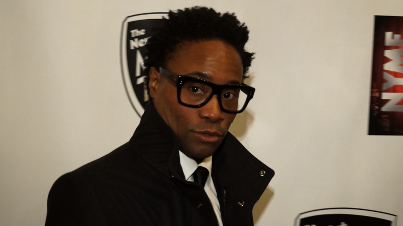 Billy Porter Is Honored at NYMF Gala