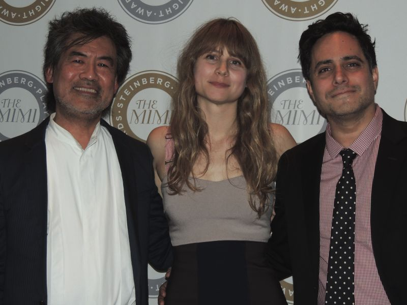 Steinberg Playwright Awards to Annie Baker,Rajiv Joseph, David Hwang -Photos/Video