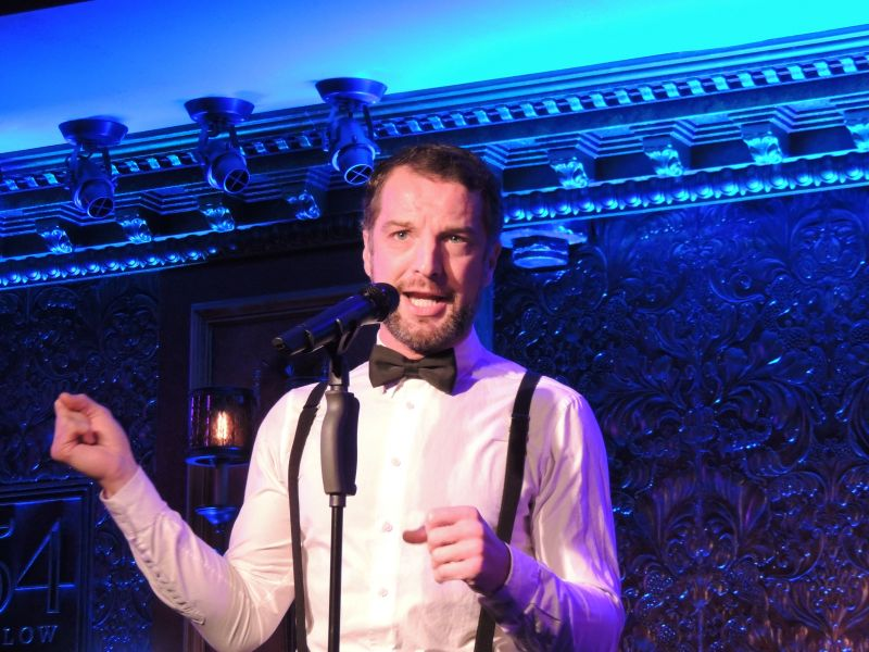 Euan Morton – 54 Below (video)