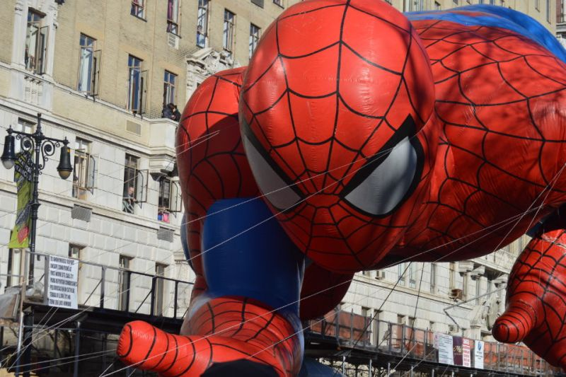 Macy's Thanksgiving Day Parade in Pictures!